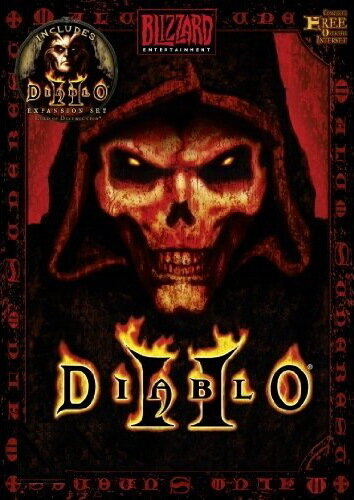 Diablo II (2): Lord of Destruction / [от 1.08 до 1.14d] [RePack] [2001, RPG (Hack and Slash)]
