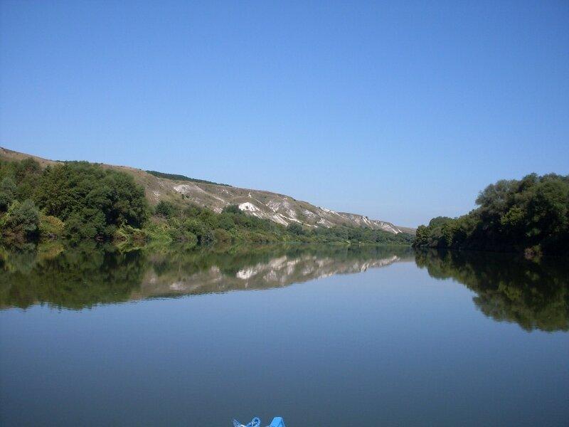 сплав по реке Дон
