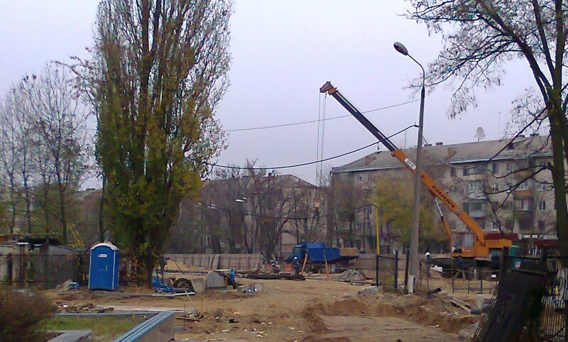 Выставочный центр - 12.11.2011