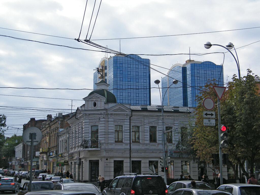 город Ростов-на-Дону, города России