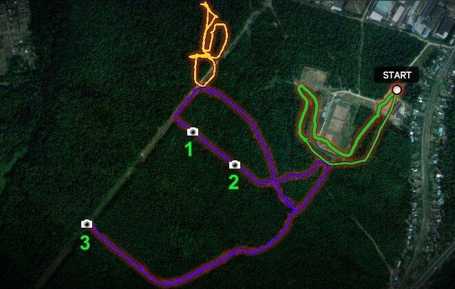 Трек 2011.11.13