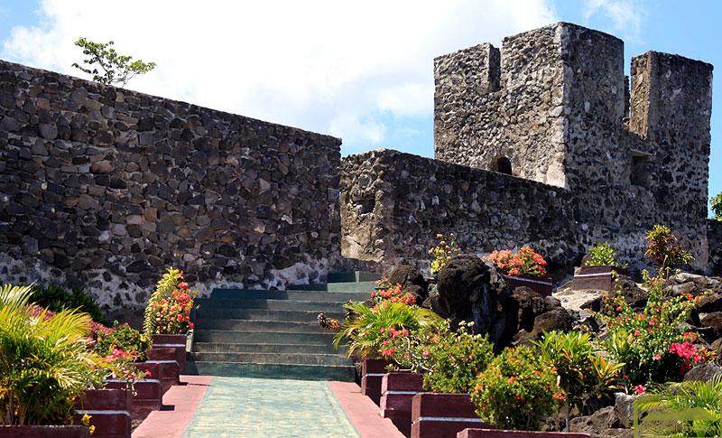 Крепость Торре (Тидоре)