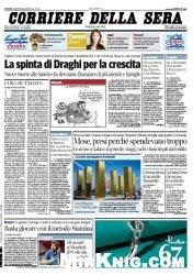 Журнал Il Corriere della Sera (6 Giugno 2014)