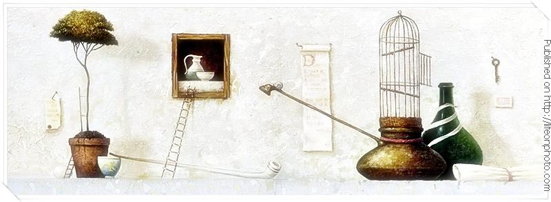 Surrealism. Художник Alexey Ezhov