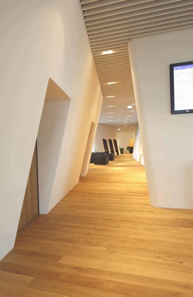 VIP WING Lounge в аэропорту Мюнхена, Германия