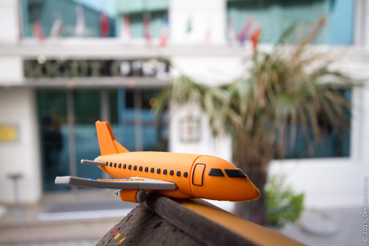 Приключения жёлтого самолёта 3