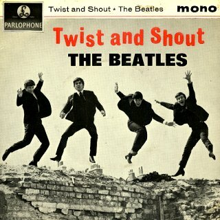 The Beatles - Twist & Shout (DJ Pitchugin Rework)