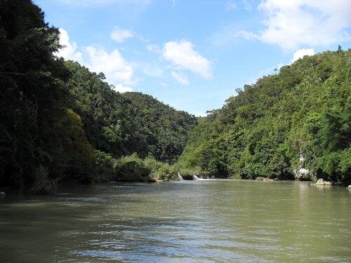 Бохоль 2011 - река