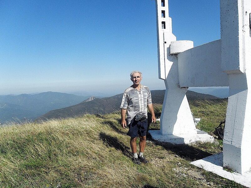 На вершине Семашхо