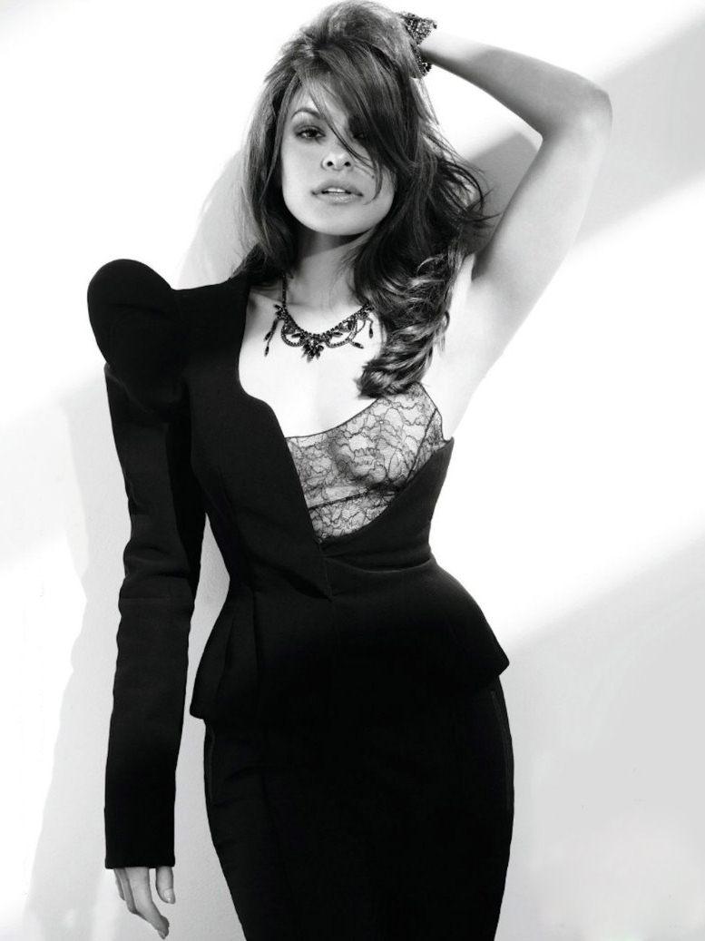 модель Ева Мендес / Eva Mendes, фотограф Kayt Jones