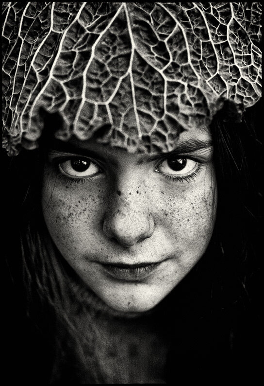 Freckles And Cabbage by Monika Brand