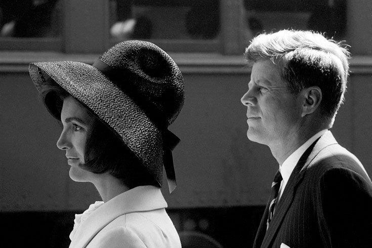 Max Schelere, Jackie und John F. Kennedy