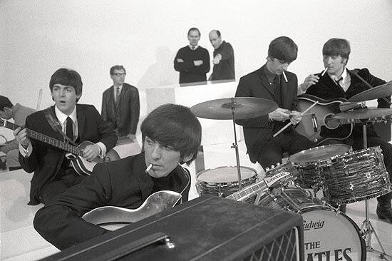 © Max Scheler, The Beatles 1964