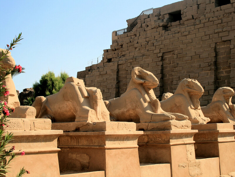 Karnak Temple 4