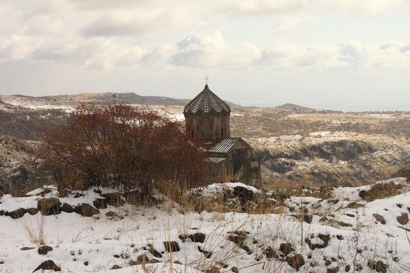 Замок Амберд