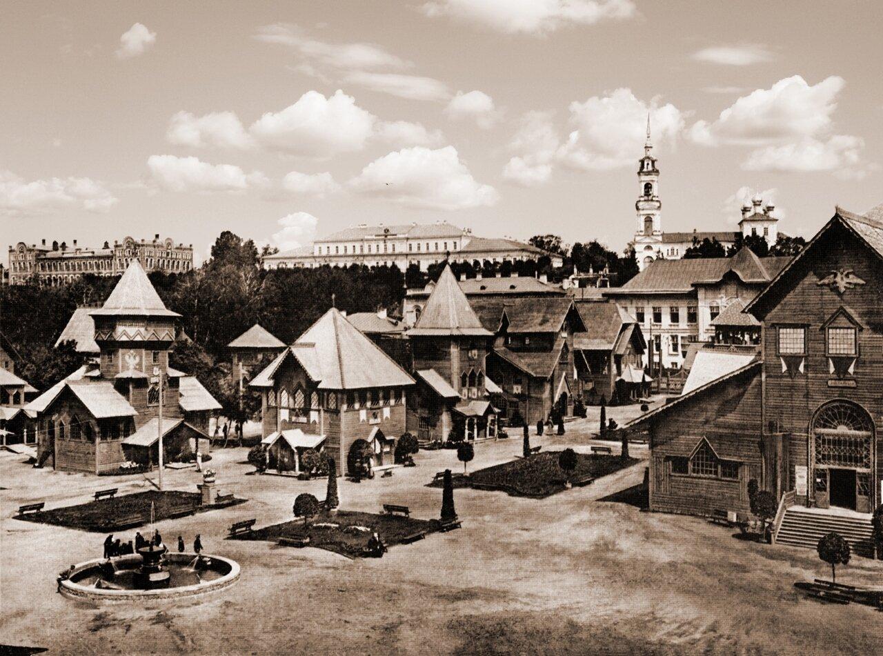 Панорама Земской выставки