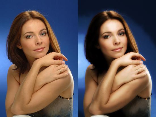 урок фотошоп мягкий фокус