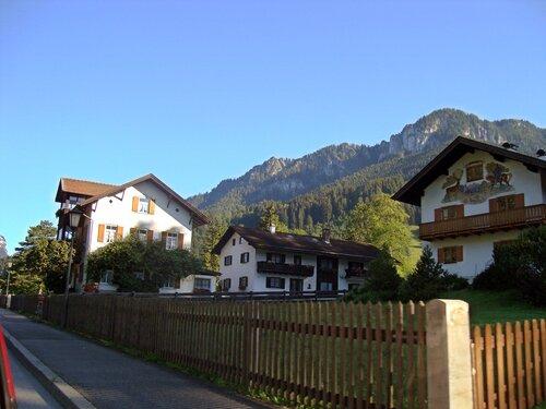 Баварский городок