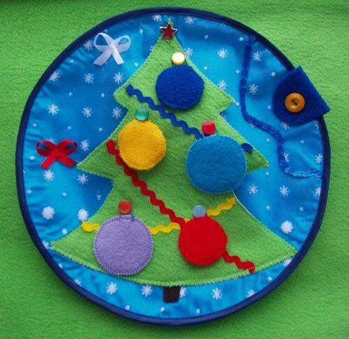 Новогодние конкурсы для семьи... хенд мейд игрушки!