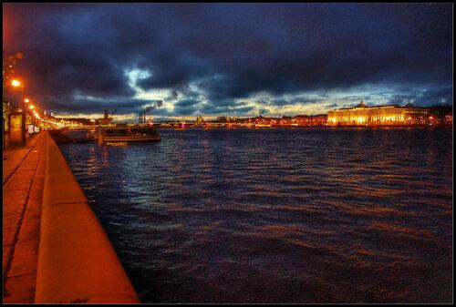 Санкт-Петербург. 4 декабря 2011