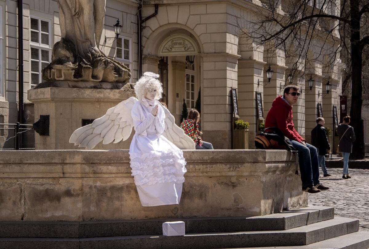 Львовские ангелы