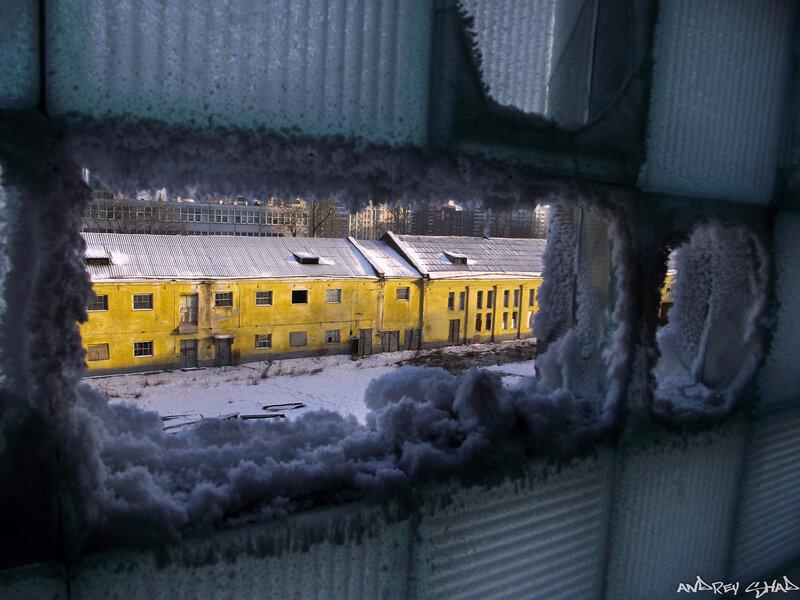 Военная часть в центре Екатеринбурга