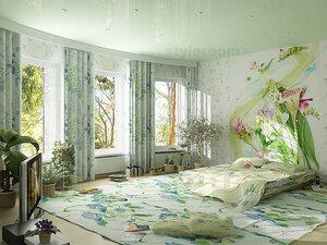 Спальня молодоженов