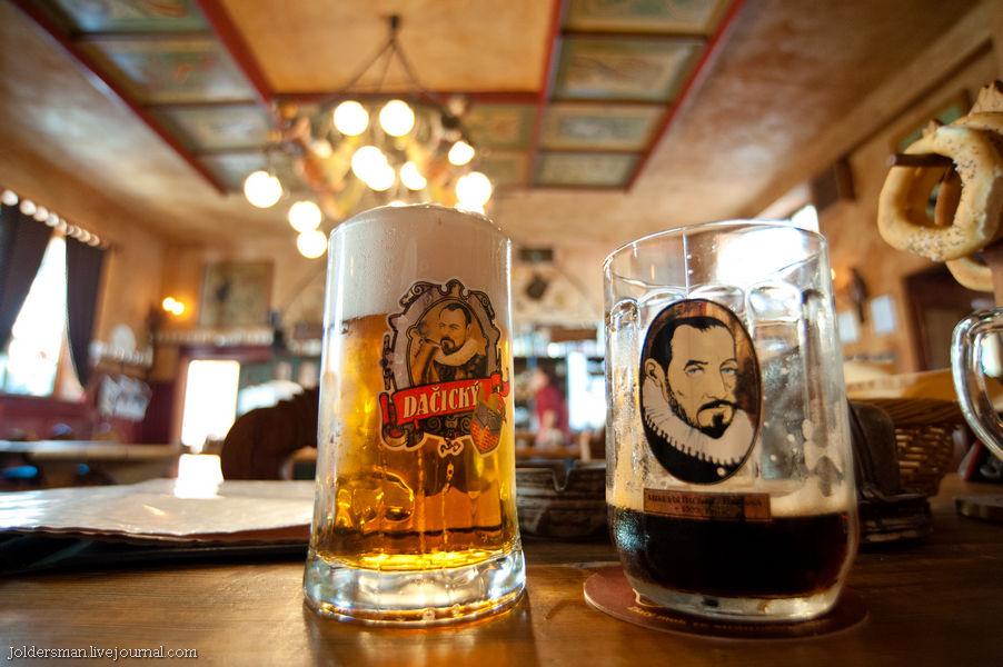 самое вкусное пиво в чехии