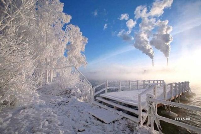 100 самых красивых зимних фотографии: пейзажи, звери и вообще 0 10f582 2e6e7a05 orig