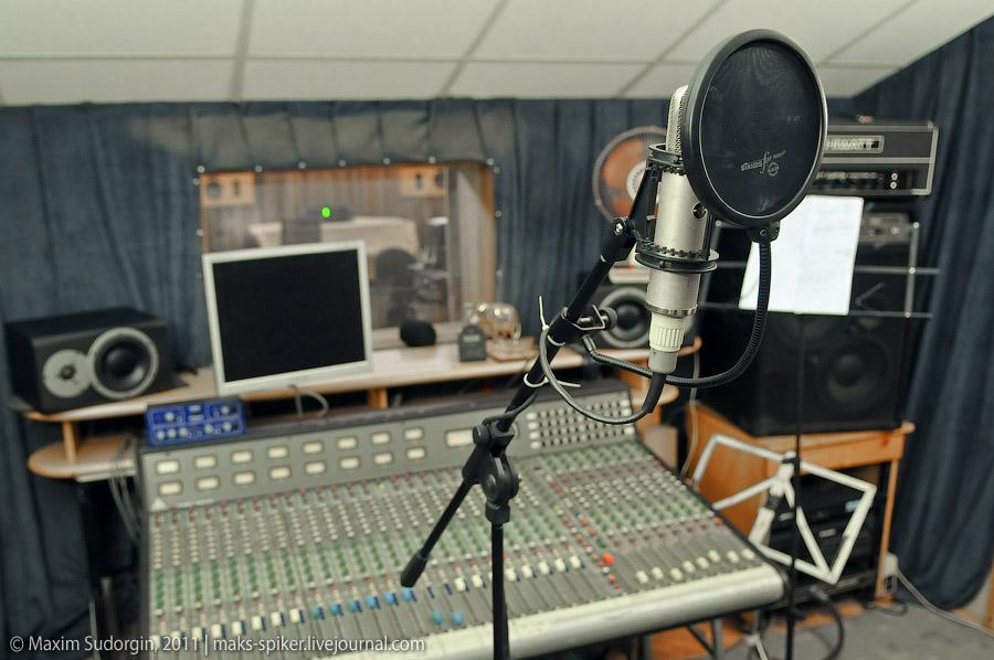 Как сделать запись в студии 85