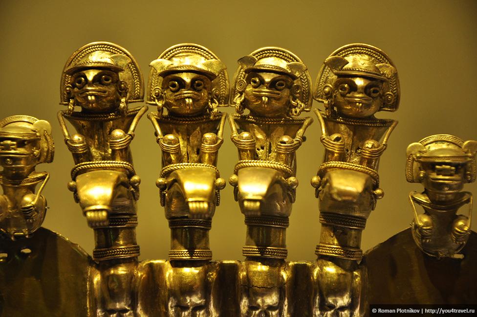 0 181ab2 1ce29b92 orig День 203 205. Самые роскошные музеи в Боготе – это Музей Золота, Музей Ботеро, Монетный двор и Музей Полиции (музейный weekend)