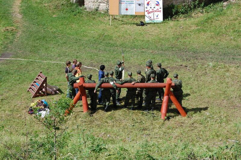 Копорская потеха 2010, Лобанов