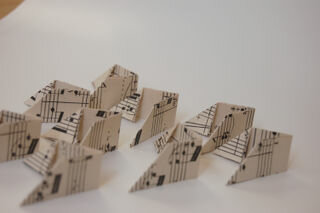 схемы, модули, оригами - мастер класс.