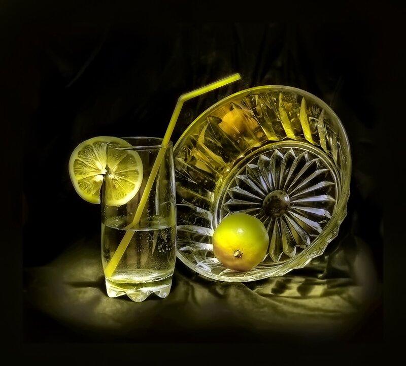 Лимонный свет