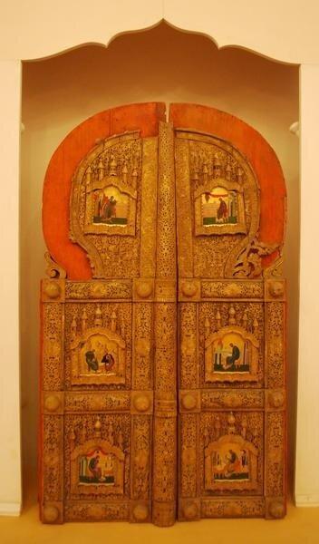Царские врата, начало ХVI века