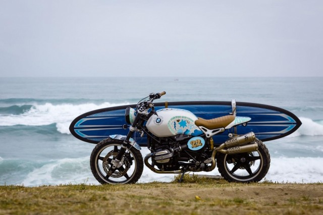 BMW Motorcycle Concept for Surfers (10 pics)