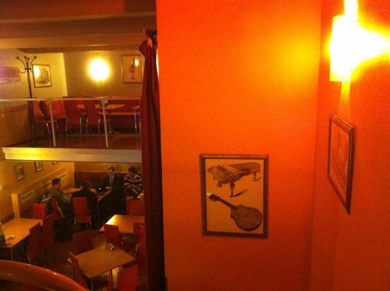 Кафе Союза композиторов