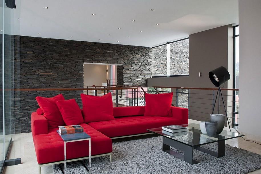 Неповторимый дизайн House Lam в Йоханнесбурге
