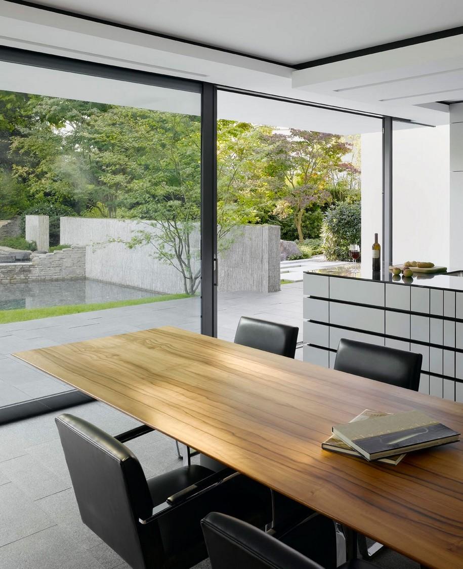 German Luxury House: Неповторимый дизайн House Heidehof в Германии