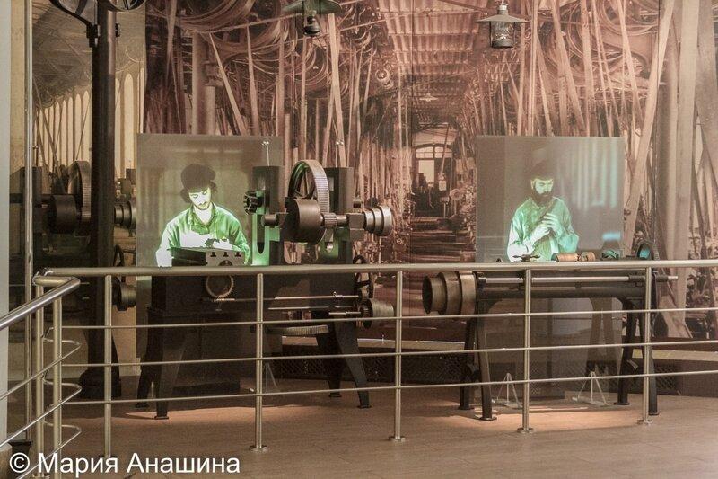 Интерактивная экспозиция в Тульском музее оружия