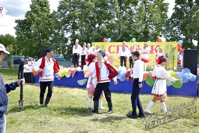 Деревня Калтаково, праздник Семык