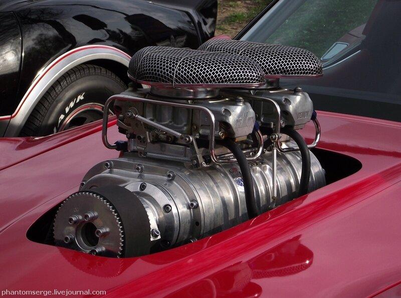 Chevrolet Corvette, 1980