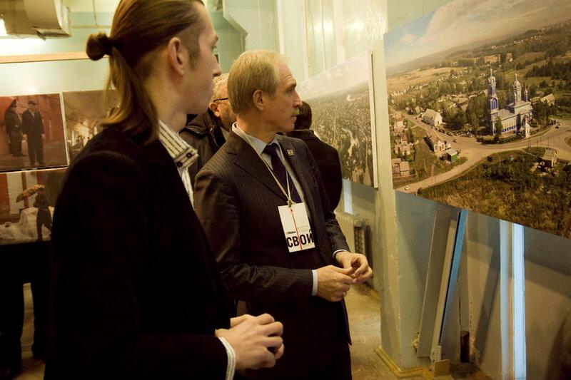 визит губернатора Морозова на лофт-проект ПЛАЦДАРМ