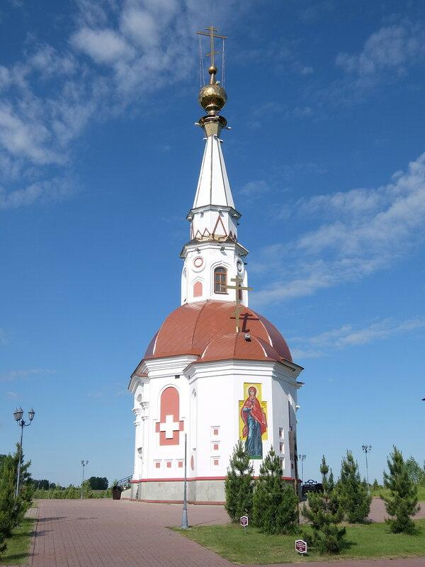 Мемориал жертвам Сиблага - Часовня