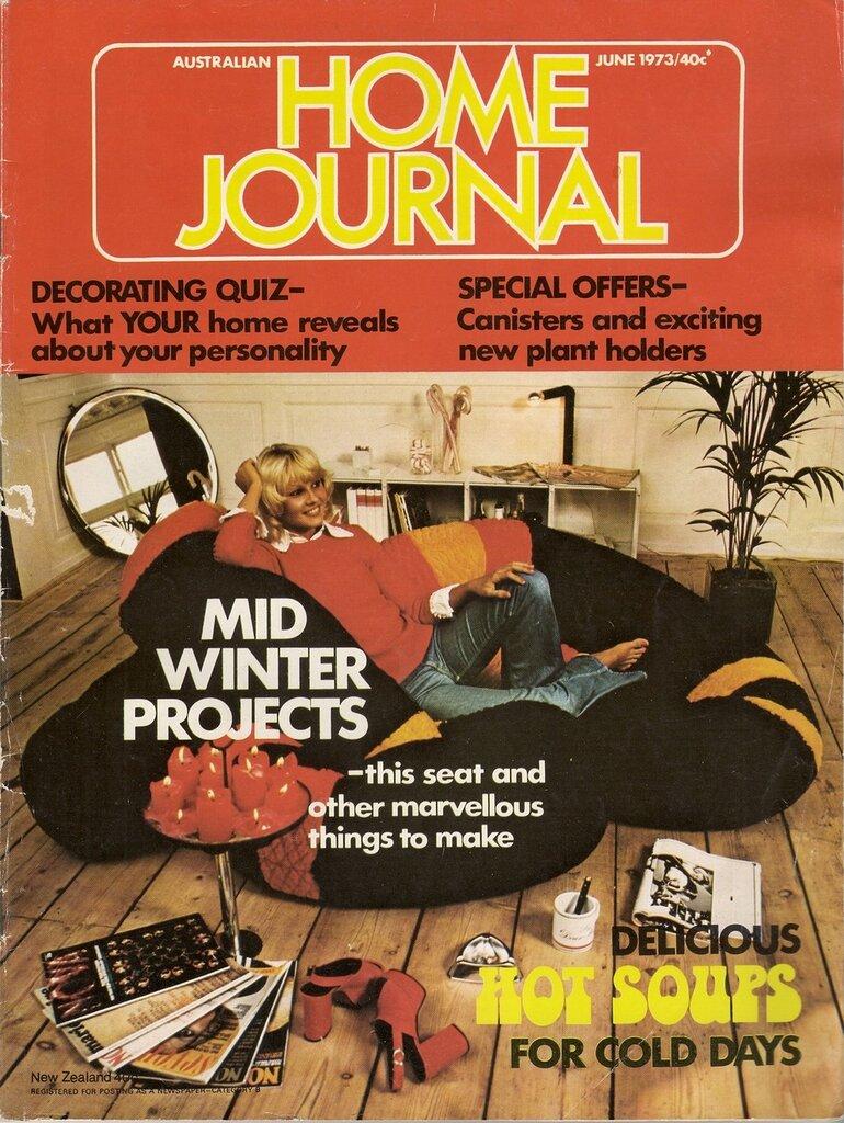 Australian Home Journal 1973