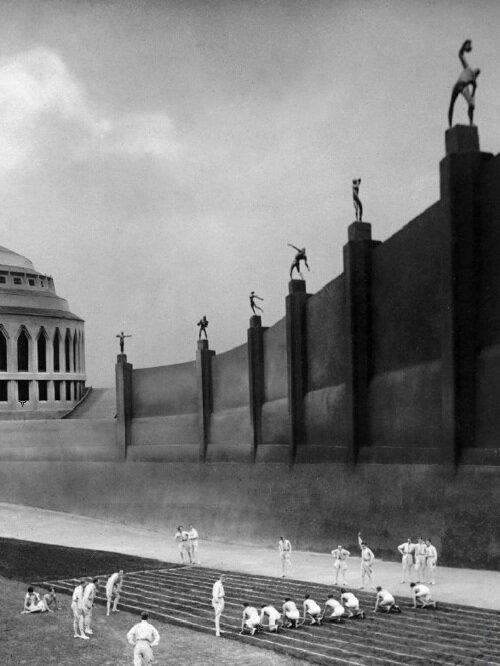 Metropolis (1927, Fritz Lang) Photo by Horst