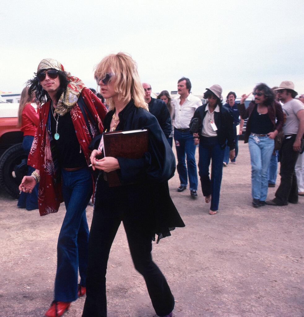 Steven Tyler 1978
