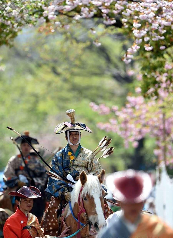 Стреляем из лука на полном скаку: Потомки японских самураев (3)