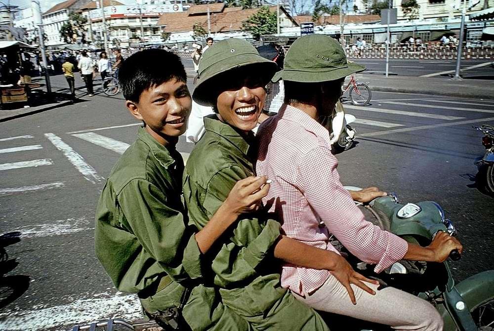 Освобождение Сайгона: как это было! К 40-летию со Дня Победы Вьетнама (США) (48)