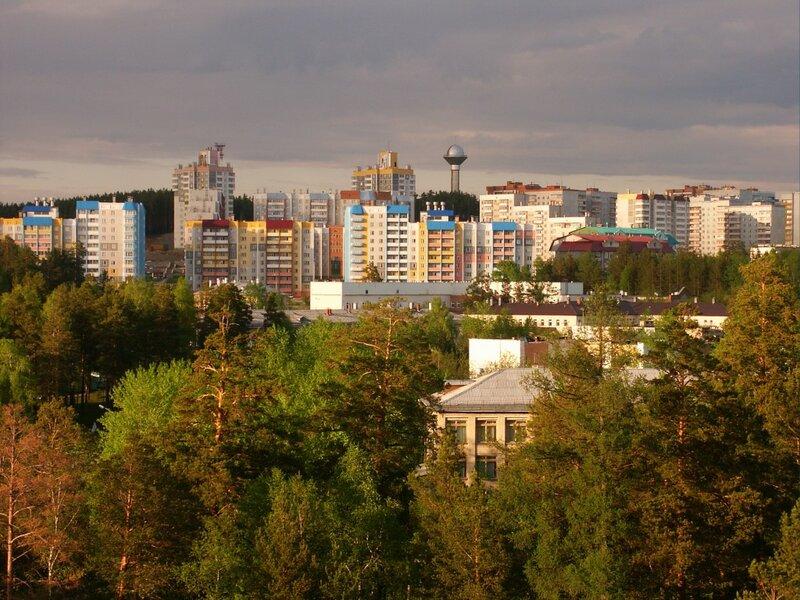 Отзыв о Город-ЗАТО Трехгорный (Россия, Челябинская область) .